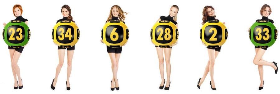 Тираж 269 лотереи 6 из 36