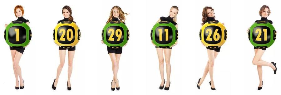 Тираж 282 лотереи 6 из 36